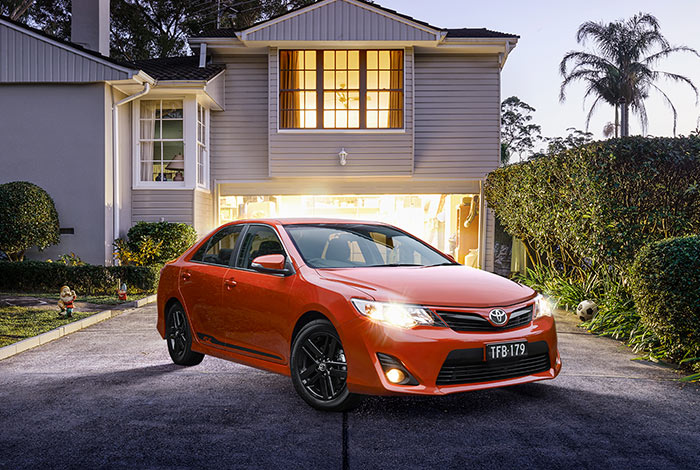 Toyota – Camry RZ Dad