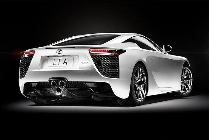 Lexus – LFA