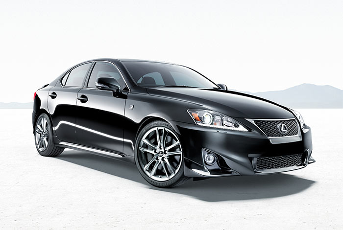 Lexus – IS350