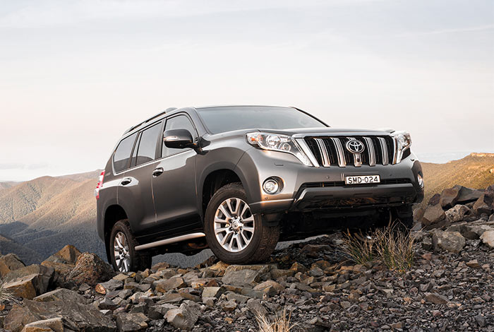 Toyota – Prado Mountain