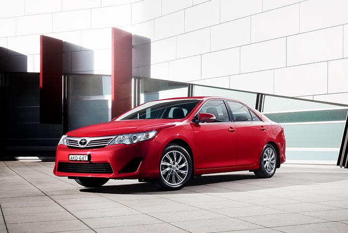 Toyota – Camry Atara Red