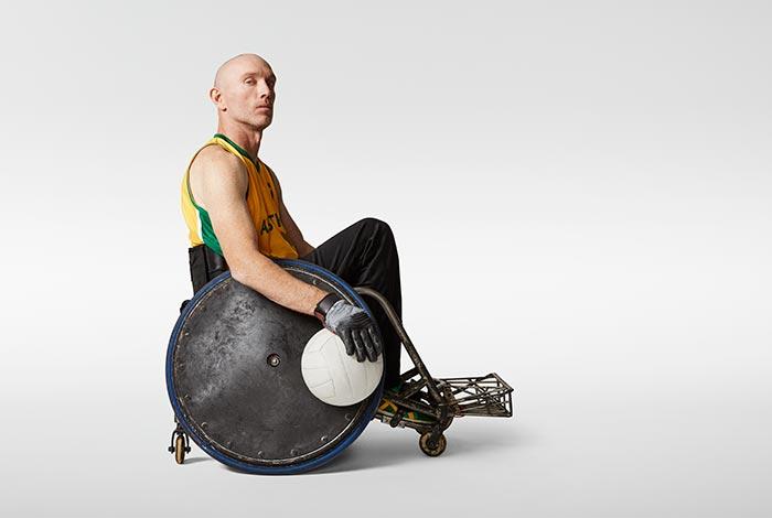 Optus – Rio Paralympians