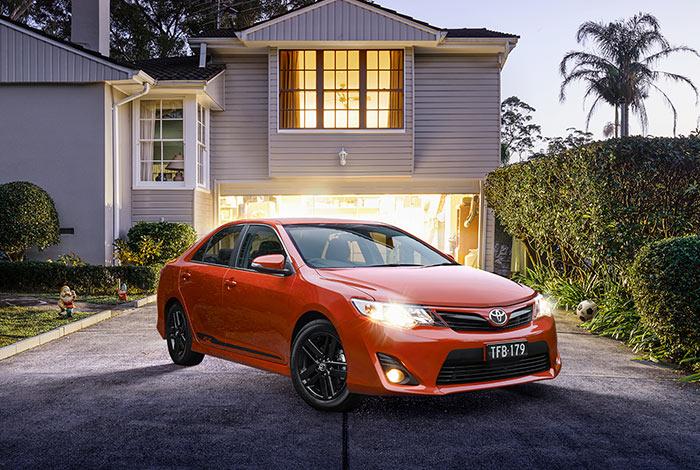 Toyota – Camry RZ Dad