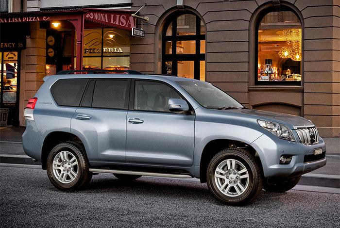 Toyota – Prado Launch