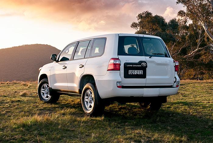 Toyota – Landcruiser GX