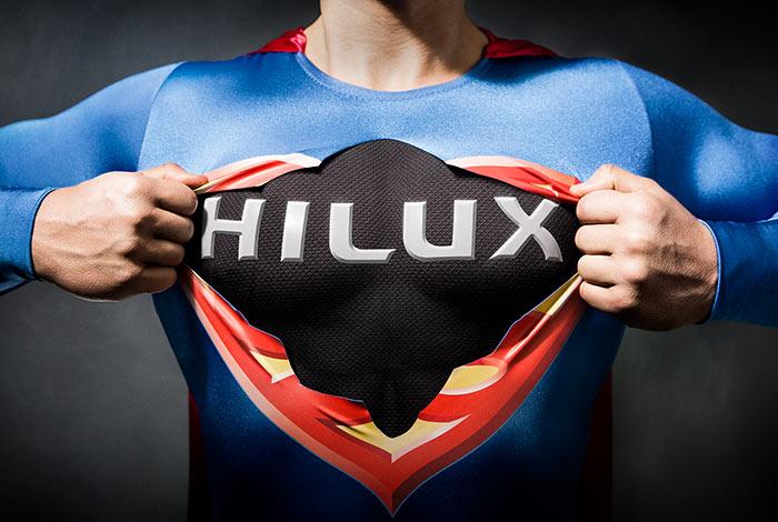 Toyota – Hilux Superman