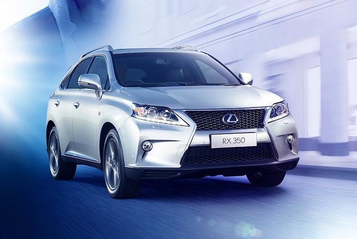 Lexus – Launch