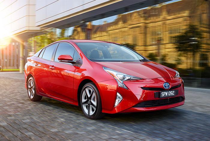 Toyota – Prius